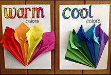 Bild - Färglära - Varma/Kalla färger