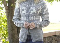 Knitting - Cardigans, sweaters, shrugs