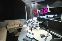 Heat radio / Studio