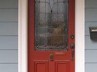 Front Doors / by Alison Kelli