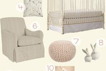 nursery ideas for baby #3 / by Nicole Leblanc-brown