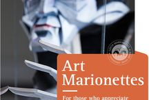 Art Marionettes - For those who appreciate
