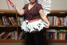 Book fairy ideas