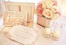 Papery inspiration / Paper made into beautiful stationery