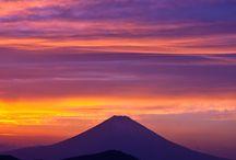 富士山 (Fuji Mountain)