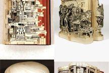 DIY - Art, boeken diverse