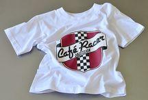 Infantil Cafe Racer Obsession / Ropa infantil unisex diseñada por Café Racer Obsession.