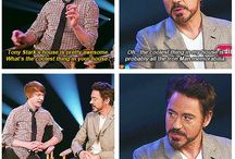 Robert Downey Jr. / Does it really need a discription? / by Katie Schulze