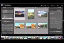 lightroom tut's / by Robin Spivey