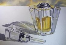watercolour / by Morne Bonnet