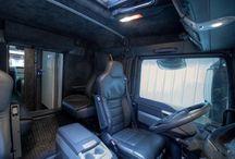 Cedric - Project Oasis - interior