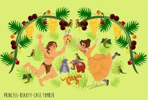Disney Tarzan Tarzan and Jane