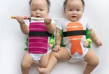 Fantasias para bebês e crianças