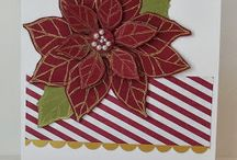 Stampin up joyful christmas / Examples of projects made with the stampset Joyful Christmas