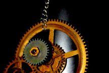 Steam punk jewelry / by Gail Manna