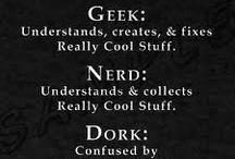 Rivka's Geekiness / computer geekiness, grammar nazi, all sorts of geekery here / by Rivka da Cat