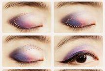 《make up/nail》