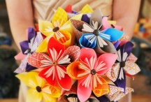 Wedding - Flowers, Bouquets, and Paper Flowers Tutorials