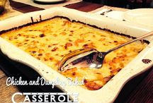 Recipes - Oven Dishes