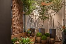 Design Exterior / Decoração e design também no exterior da sua casa.