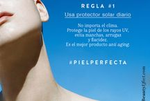 Reglas para una #PielPerfecta / by The Beauty Effect by Eugenia Debayle