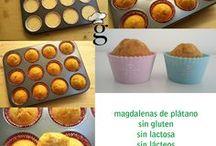 Sin gluten ni lactosa ni huevo