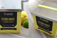 Tea Tins / Details and development of our tea tins and labels.