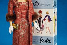 Boxed Barbies