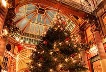 Christmas Joy / There are so many places I would like to visit at the magical christmas time.