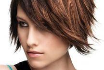 Hairstyles / by Shanna Barrett