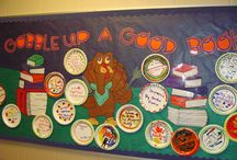 Classroom - Bulletin Board / by Kourtney Childers