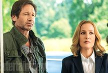 "EW The X-Files / Our coverage of Fox's ""The X-Files"""