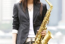 Great Saxophone Players /