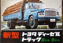 Classic Japan Truck 50's ~ 70's / Gallery of Picture Japan Truck that produce in era 50's until 70's