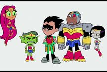 Teen Titans GO! / KIDS FIRST! film reviews and interviews for Teen Titans GO!