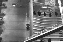 MC Film Sets / Futuristic, Dystopian, Architectural