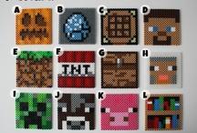 Pärlplattor - minecraft / Minecraft
