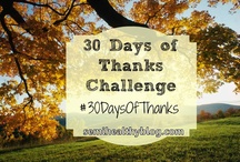 Thankful #30daysofthanks / 30 days of thanks...every November!! #thanksgiving / by Diary of a Semi-Health Nut