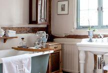 Bathroom ideas / by Angela Litton