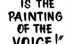 Inspiring Art / by Jennifer Rolfsness