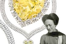 Famous JEWELS / World renowned and breathtakingly beautiful jewelry