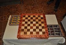 Tabuleiro de xadrex
