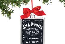 Jack Daniels / Jack Daniels Ornaments and Village Decor