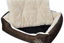 Luxurious Dog Basket