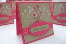 Thank You Cards / by Becky Schneider