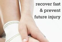 Ankle injury recovery