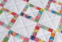 Quilting Inspirations / by April Elleman