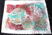 Textile Art Ideas / by Char Rayl