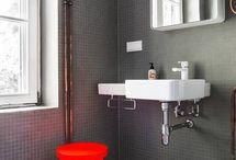 Interiores casa de banho