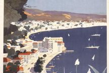 Posters of G.N.T.O. / A look in the past of Greek tourism promotion campaigns!